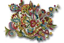 embroidery art/broderie