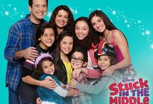 Stuck in the Middle / My favourite show on Disney Channel....Haters lay off and go home
