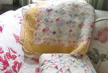 Vintage quilt love / by Karen Urban Savage