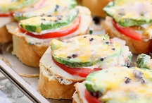 "Open Sandwich""S,,and wrap''S"