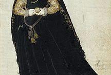 Mourning dress Venice