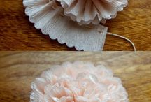 paper, tissue, crepe...