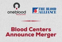 OneBlood Special Annoucements / Blood donors can see special announcements from OneBlood.