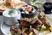 Mäso (bravčové, hovädzie, kačacie) - Meat (pork, beef, duck)
