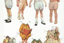 dolls dresses & shoes patterns & pics.