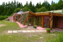 Ecovillage - building, infrastructure