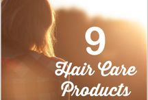 hair care products natural