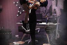 Los Sims 4 - Poses - CC