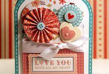 Cards (Valentine) / by Susan Lockard-Hammock