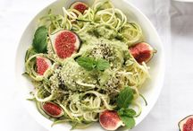 Spiralized Noodle Recipes