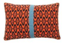 Textiles: pillows