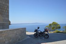 Great Motorcycle rides in Eastern Europe / Great motorbike roads, amazing scenery, delicious traditional food and refreshing local drinks all complimented with very good hotels to spend the night.