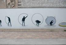 Street Art / by Anne-Cécile Leroux