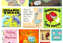 Books for Primary Learners / books by categories