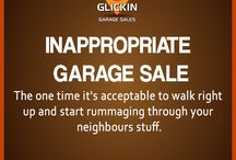 All About Garage Sales On A Monday