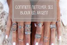 Bijoux / Bijoux, bagues, colliers, boucles d'oreilles