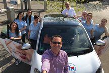 Praxis Smart / Wir freuen uns über unser neues Teammitglied :) In Zukunft werden Sie uns on the road in Kirchheim und Umgebung live erleben :)