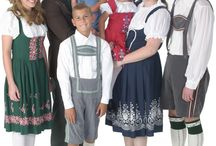 Sound of Music COSTUMES / Rental Costumes for the musical The Sound of Music