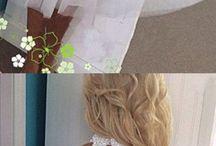 White Dresses...