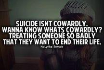 Suicide  Awareness & Prevention