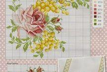 Pattern for gobelin