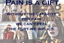 """""""Pain Is A Gift"""""""