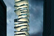 modern structures