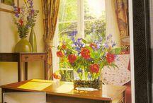 Emma's Flower Press (Oxford) / by Emma Fawcett-Eustace Flowers