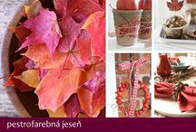 Jesenné dekorácie / aaa