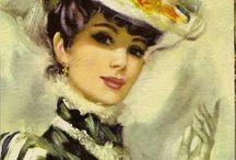 Chapeau Femme 1900