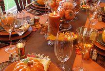 Holidays - Thanksgiving / Thanksgiving, Autumn, Fall Decor