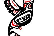 Haida/NW Coast Native American