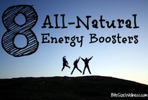 Natural Energy / Feel energized, alert, and focused all day long. Caffeine is not the only solution!