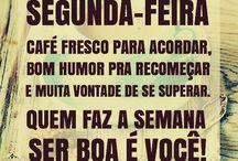 SEGUNDA FEIRA