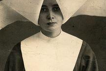 Catherine laboure headdress