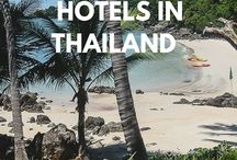 Thailand / Destinations, food and attractions.