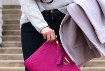 Rosa ist Trumpf / Tolle Kleidung und Schmuckstücke in rosa