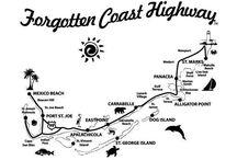 Fogotten Coast Maps