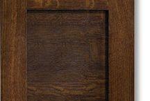 Kitchen cabinet ideas / by K van Vuuren
