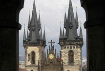 Praha magicka