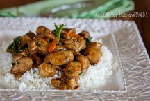 Food Glorious Food! / by Ashley Byrd Hermann