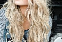 Hailey hair