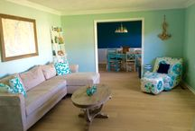 Beach house / if you love these ideas, visit coastalcomforts.blog