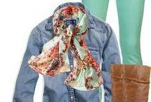 Fall/Winter wardrobe musts!