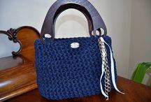 Crochet handbags 2