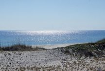 Four Fabulous Florida Beaches / Authentic Florida shares four fabulous beaches - you don't want to miss!  - Caladesi Island - Canaveral National Seashore - Cayo Costa - St. George Island
