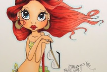 Copic Markers / by Nicole Ealy