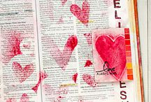 Artistic Bible Journaling / by Janis McCarty