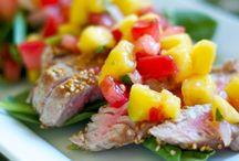 SALADS / Healthy & yummy salads