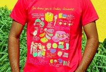 Men T-Shirts - Chumbak Designs / Printed Designer T-Shirts for Men by Chumbak Designs